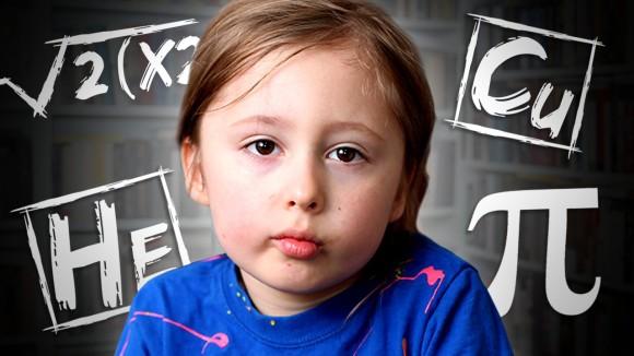 テレパシーを持つ5歳の少年に科学者たちがざわつく
