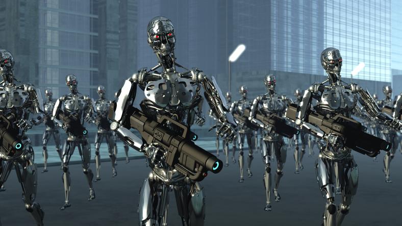 生物の筋肉組織を装備したロボットを開発中の米陸軍