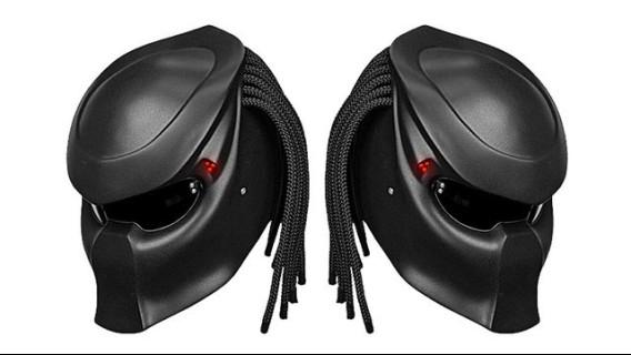 バイク乗れないけど欲しい!プレデター型ヘルメット「Helmet Predator 2」