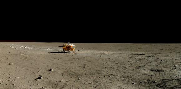 中国、40年ぶりとなる月面の写真...