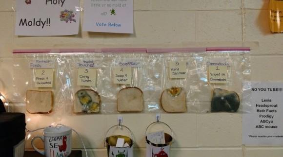 子供たちに手洗いを促すシンプルな方法。小学校教師による科学実験が効果てきめん(アメリカ)