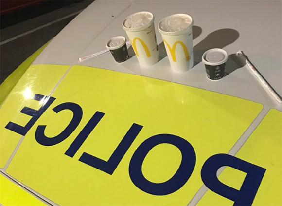 その手があったか!イギリス人警察官から広まったマックシェイクアレンジはある飲み物を足すだけで簡単にできる!