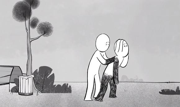 他者の悲しみを放っておけず、癒そうとする人。でもその人の心の痛みはどうなるの?ジーンとくるショートフィルム「副作用」