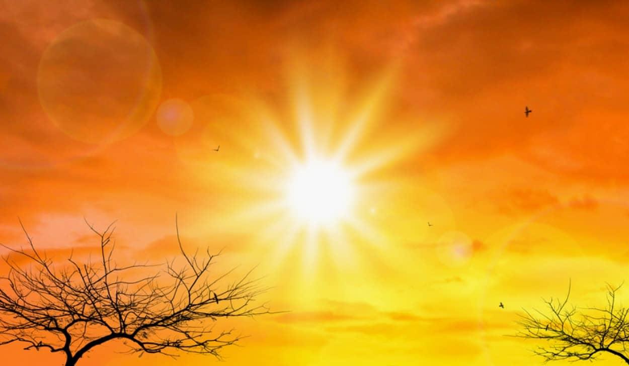 シベリアで観測史上最高気温