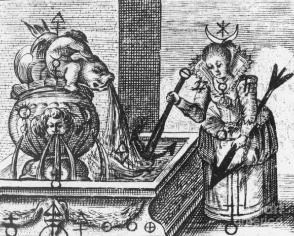 歴史から忘れ去られた10人の女性錬金術師(古代から中世)