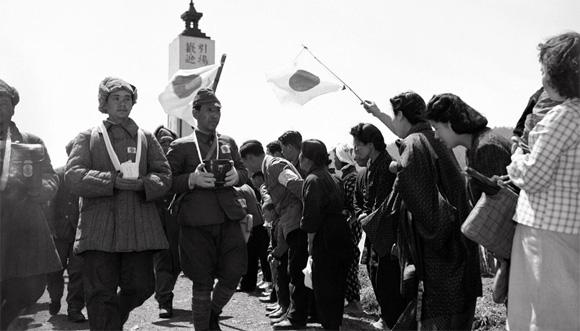 終戦まもなく。1950年代の日本がわかる貴重な写真(37枚)