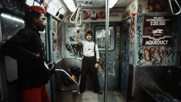 1980年代、ニューヨークの地下鉄が最も危険な公共機関だったころの写真