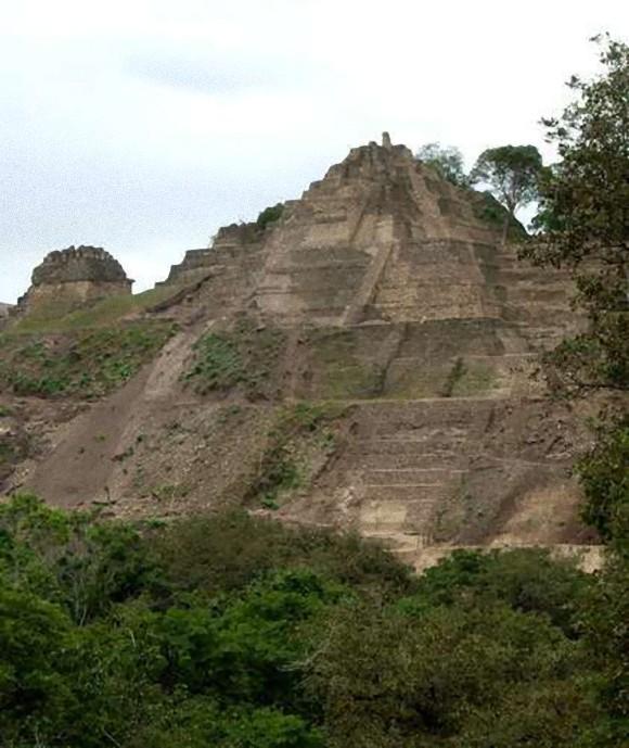 メソアメリカ最大級。メキシコで巨大なピラミッ