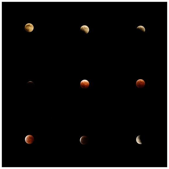皆既月食2014F