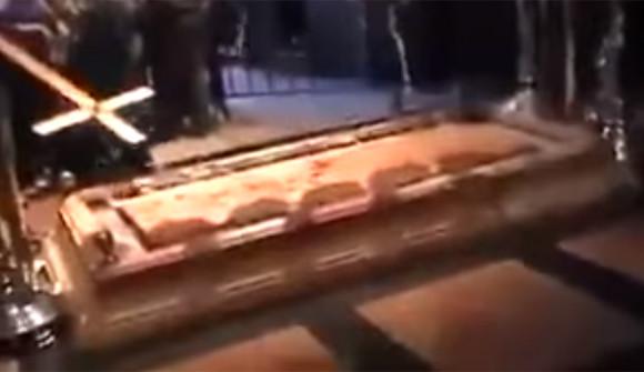 石製の聖遺物から血が流れる!?現地警察が現場を封鎖という噂も(イスラエル)