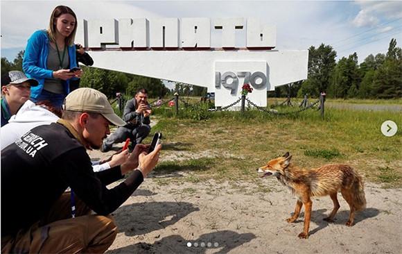 原発事故があったチェルノブイリに今、観光客が押し寄せている。アメリカのテレビ番組がきっかけで(ウクライナ)