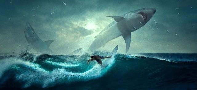 恐竜が絶滅した5回目の大量絶滅時、サメはその影響をあまり受けずに生き延びていた可能性