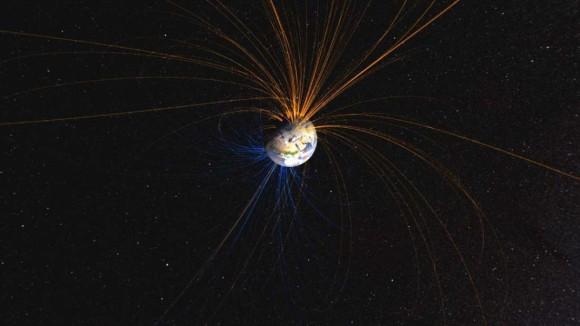 地球の磁極が逆転。その時どうなる?