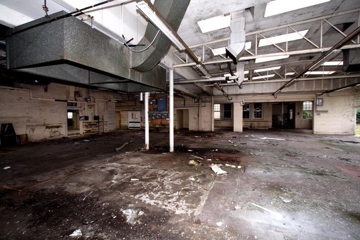 こんなにたくさん・・・全米に点在するショッピングモール廃墟