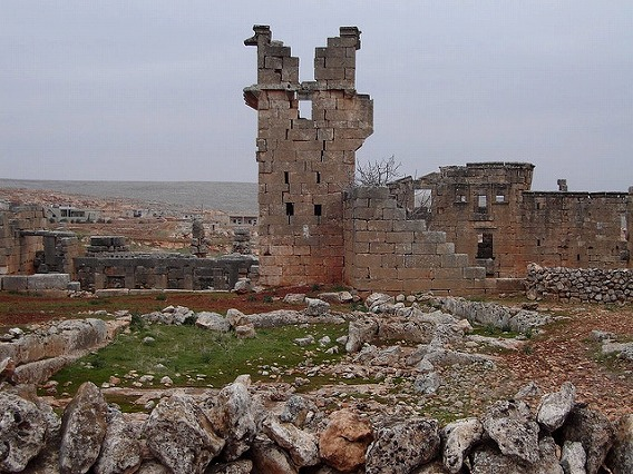 dead forgotten cities of syria 13