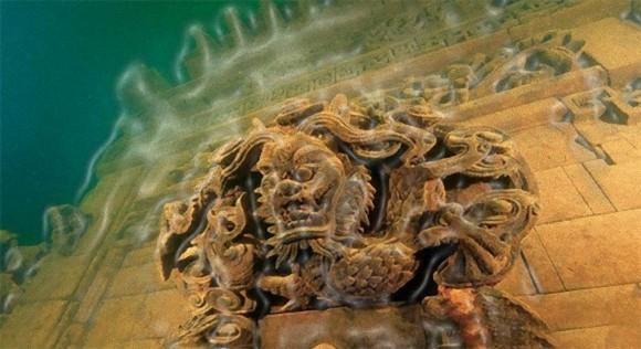 「ロストランド」 海底に沈んだ10の失われた土地