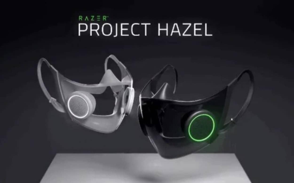 ゲーマー向けのサイバーパンクなスマートマスクが販売予定