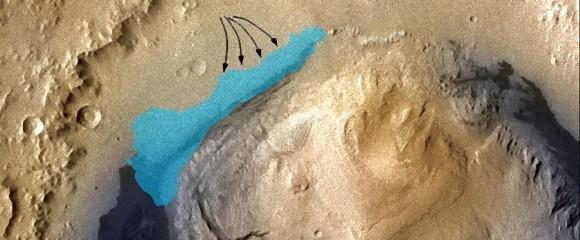 お手柄キュリオシティ。火星に地球外生命体が生息していた可能性のある淡水湖の痕跡を発見(NASA)