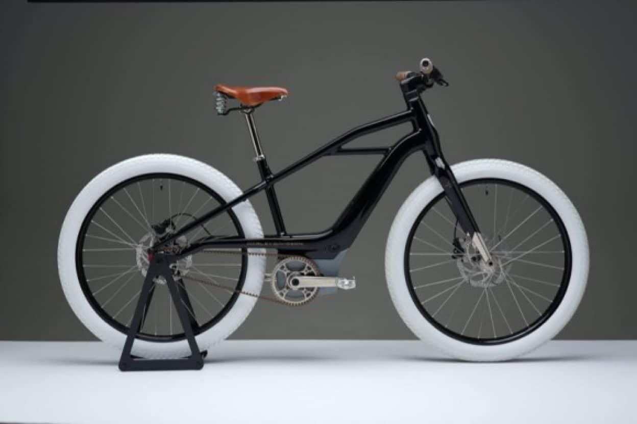 ハーレーダビッドソンが電動自転車を販売
