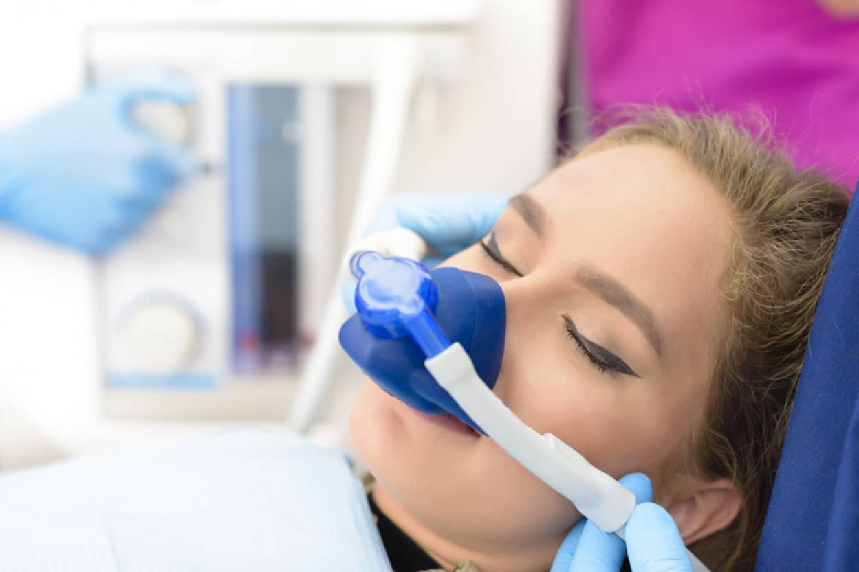 重度のうつ症状に笑気ガスが有効であるとする研究結果