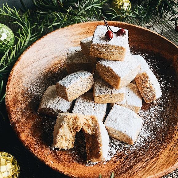 スペイン伝統のお菓子、ポルボロン
