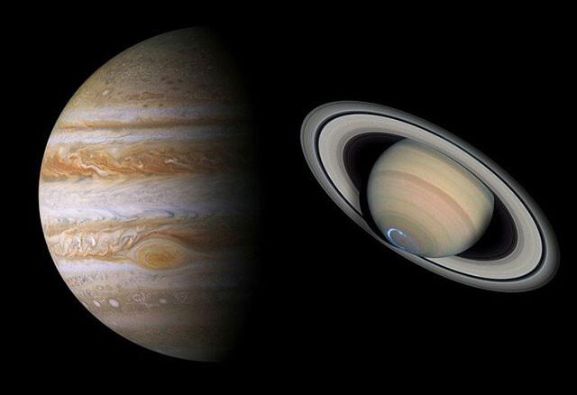 約400年ぶりに木星と土星の超大接近。伝説の「ベツレヘムの星」が蘇る?