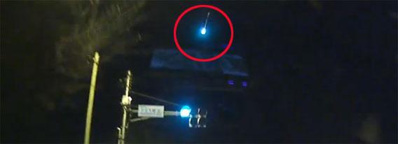 空から何かが降ってきた!?関東各地で謎の爆発音と青白い閃光の目撃が相次ぐ