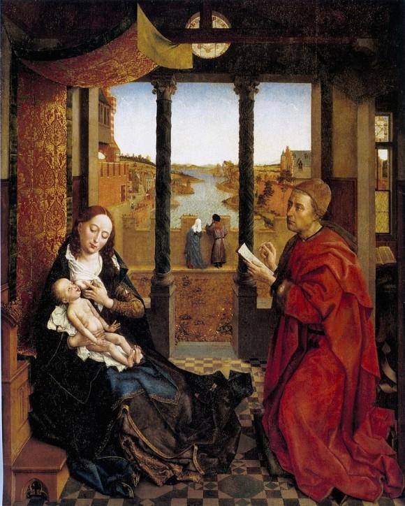 800px-Weyden_madonna_1440_e