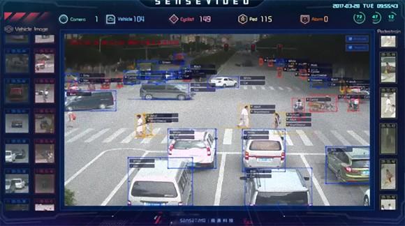 中国が最先端のAI搭載監視カメラ2000万台以上を導入。犯罪者追跡が容易に
