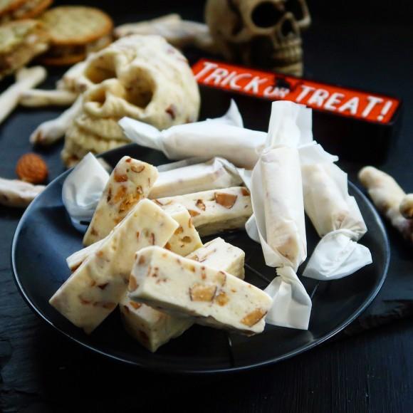 ハロウィンのお菓子はこれに決まり!超簡単でマジうまい。台湾名物ミルクヌガー(牛軋糖)の作り方【ネトメシ】