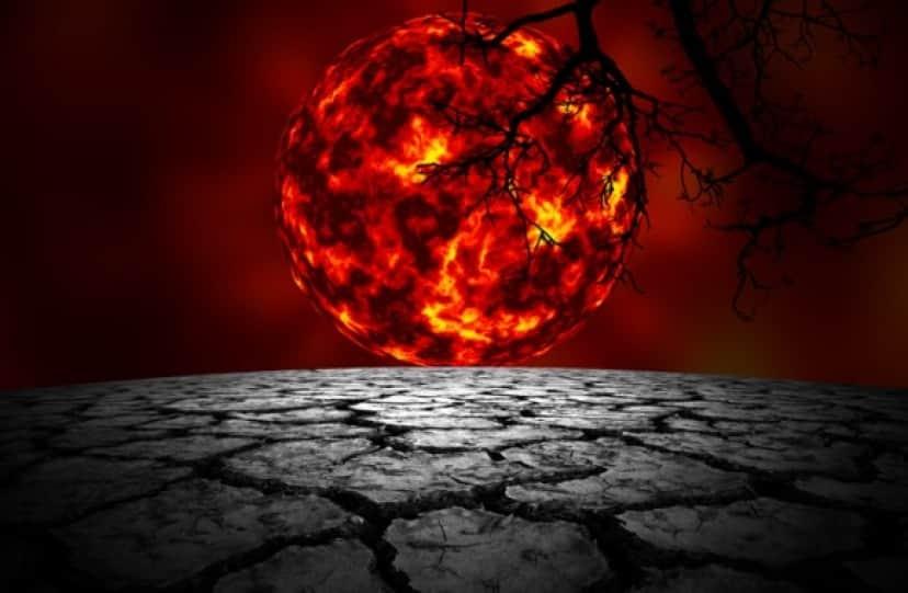人類滅亡の危機