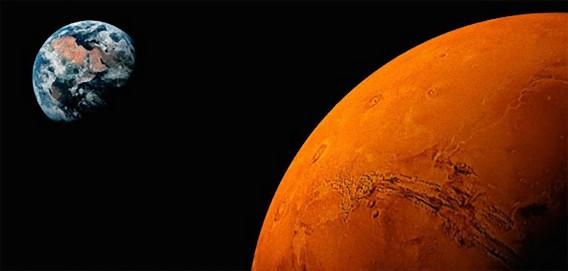地球人は火星人?地球の生命誕生は火星の隕石であるという新説が発表される(米研究)