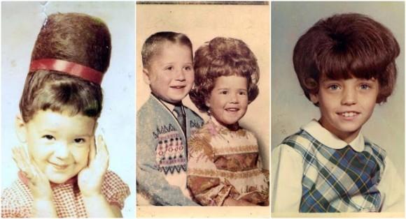 1960年代の子どもたちの髪の盛りっぷりがすごい。年齢不詳感が半端ない海外キッズヘアスタイル集