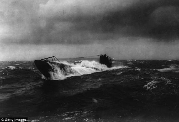 海の怪物によって撃沈されたという伝説のドイツ海軍潜水艦Uボートの残骸が発見される(スコットランド沖)