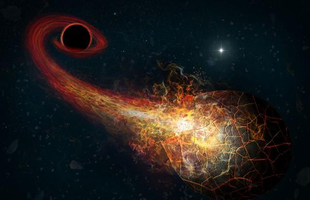 プラネット・ナインは原始ブラックホールである可能性