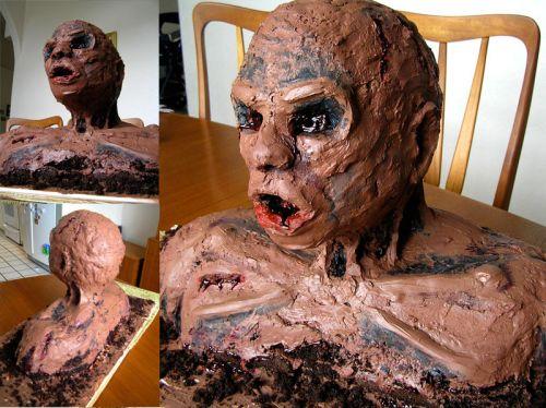 creepy halloween cake (9)