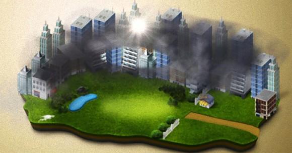 悪化する中国の大気汚染対策としてオランダ人が空からスモッグを吸い取る掃除機を開発