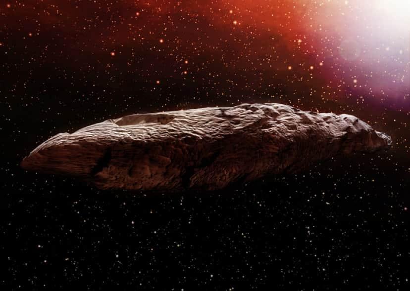 オウムアウアは宇宙船?