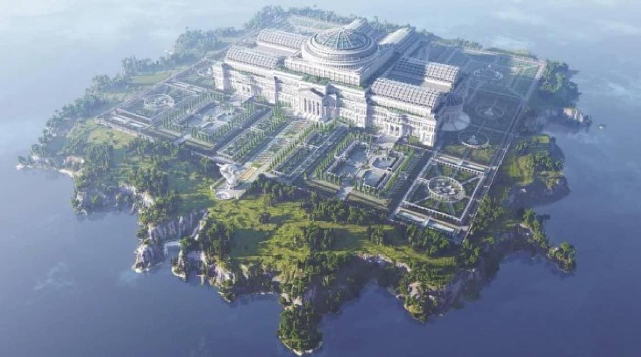 ゲーム「Minecraft」内に検閲なしの記事が読める図書館が開設される
