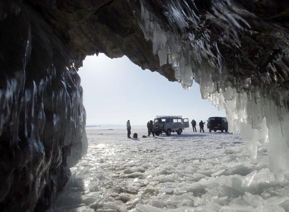 地球温暖化の影響で、永久凍土に覆われていたシベリアにも人が住めるようになる(ロシア・アメリカ共同研究)