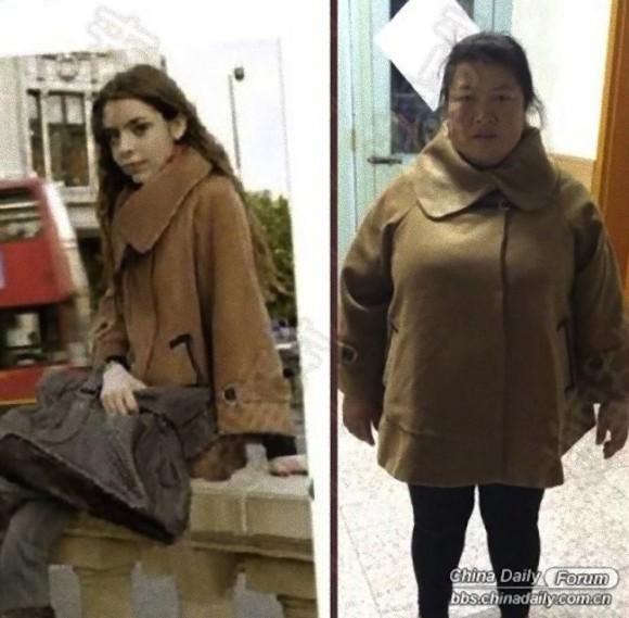 話が違うじゃないか!ネット通販で買った服の理想と現実を比較した画像