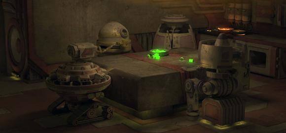 エレクトロニックが突出する!ロボット一家のダブステップなお食事風景「Dubstep Robot Dinner」
