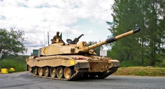 イギリスの戦車