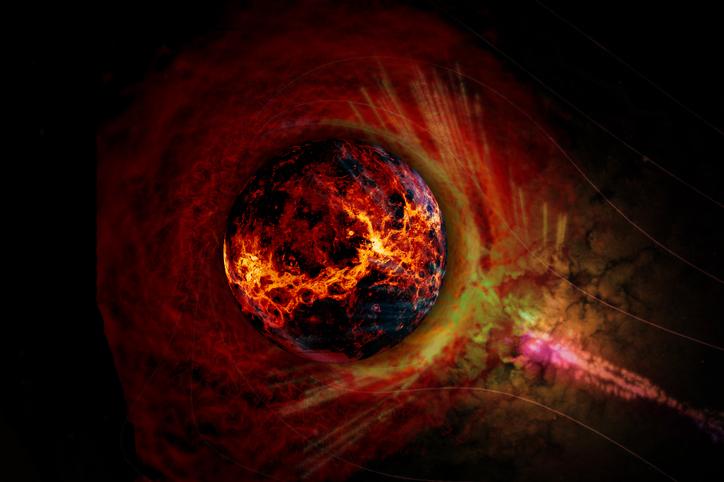 3億5900万年前の大量絶滅は超新星の影響か?