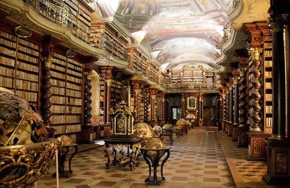 いったいなぜ?謎に包まれる世界10のミステリアスな図書館