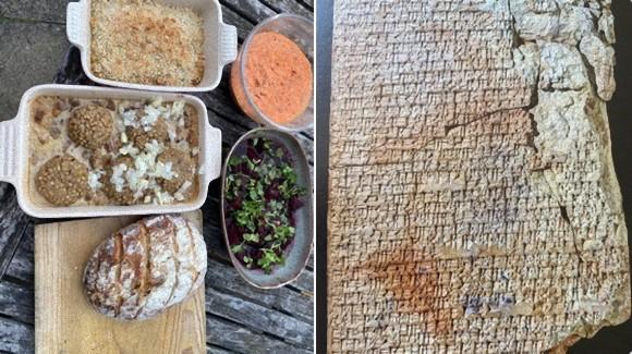古代メソポタミアのレシピ