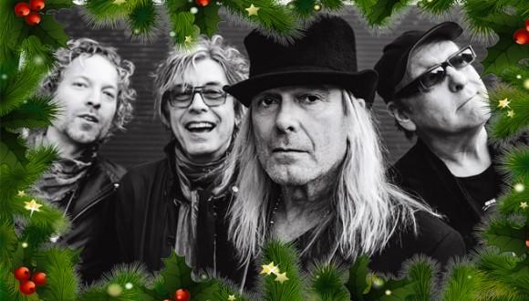 ロックバンド「チープ・トリック」の初となるクリスマスソングがYOUTUBEで配信中!これは聞くべし