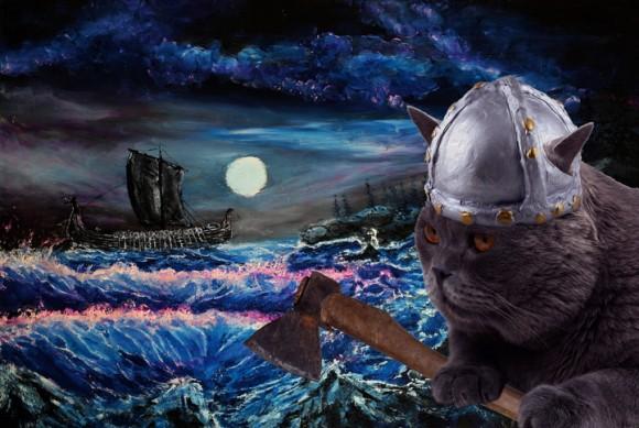 猫が世界を征服するまで。猫はヴァイキングの船に乗って世界に広がっていった可能性