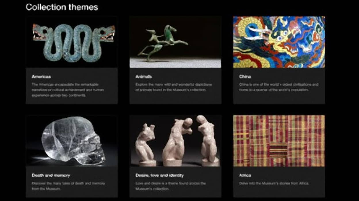 大英博物館が作品を無料公開