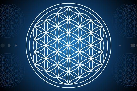 教会にある幾何学模様「フラワー・オブ・ライフ」(生命の花)の意味は?